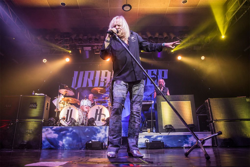 Crónica Uriah Heep Bilbao 2019
