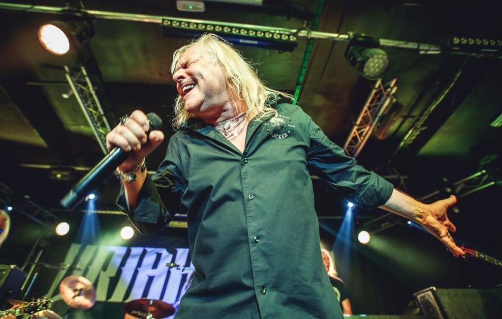 Uriah Heep Madrid Mon Live
