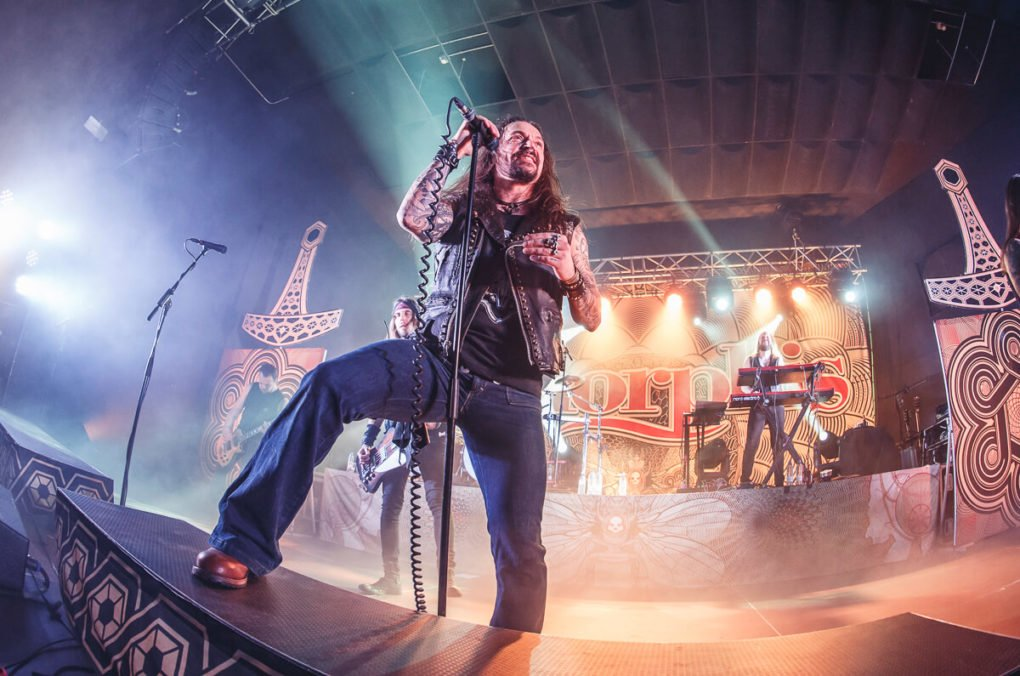 Amorphis Madrid 2019