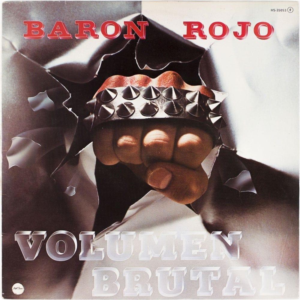 Barón Rojo Volumen Brutal