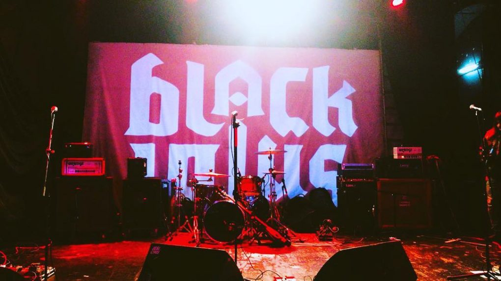 Black Lotus Entrevista