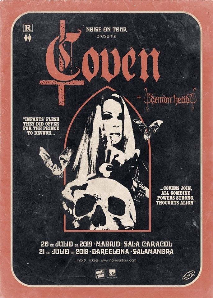 Coven España 2019