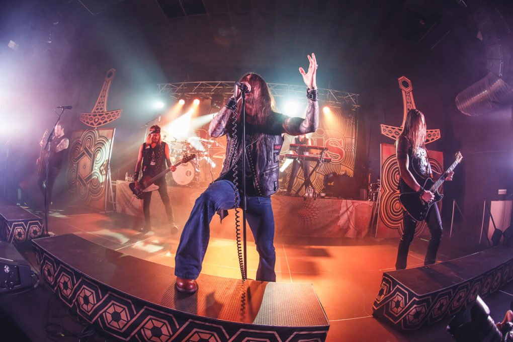 Crónica Amorphis Madrid 2019