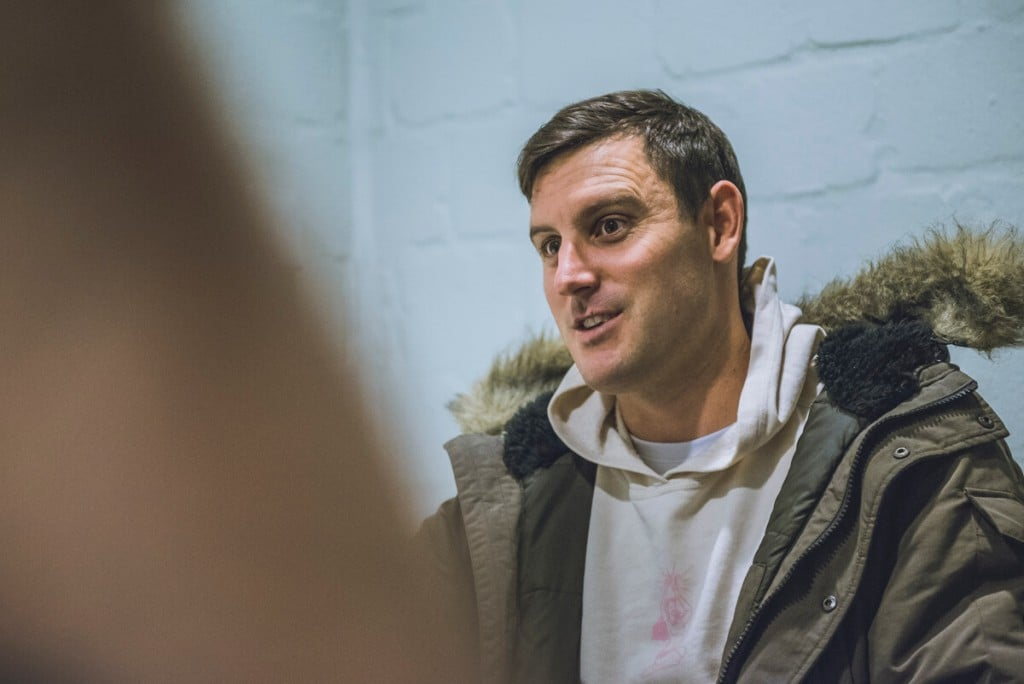 Winston McCall interview Parkway Drive