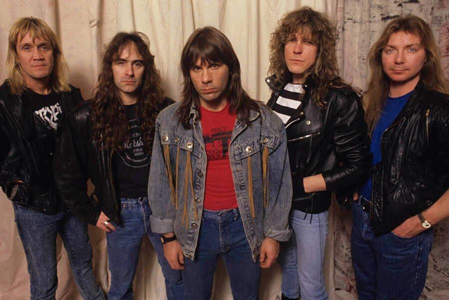 Iron Maiden 1990