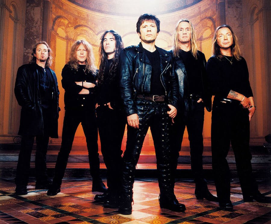 Iron Maiden 2000