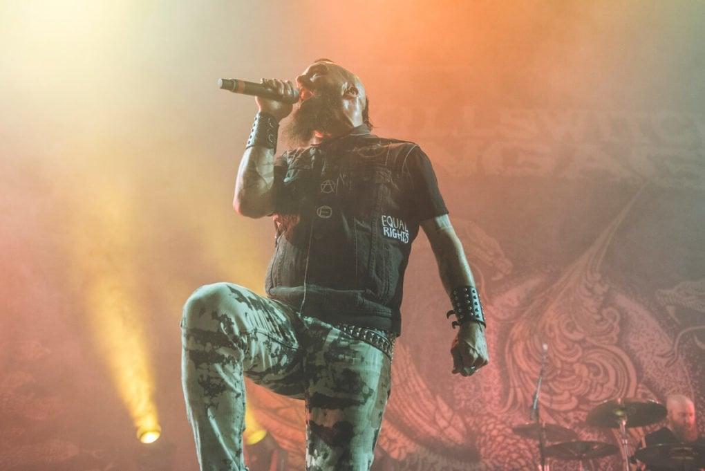 Killswitch Engage 2019 Bruselas