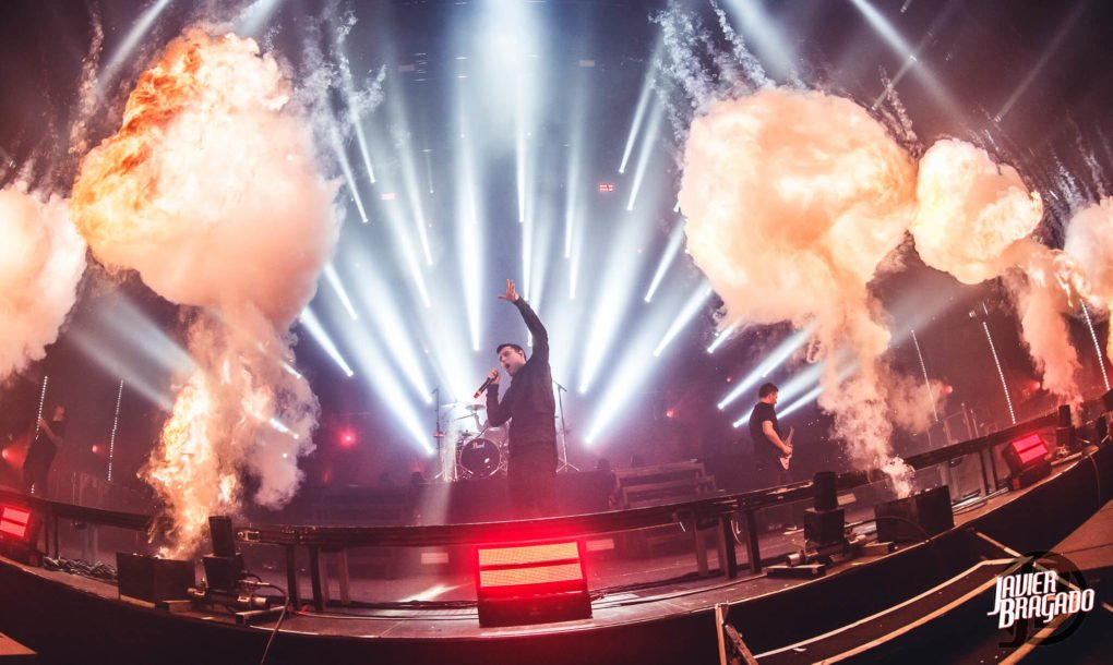 Review Parkway Drive Brussels 2019