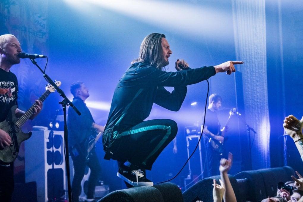 While She Sleeps Amsterdam 2019