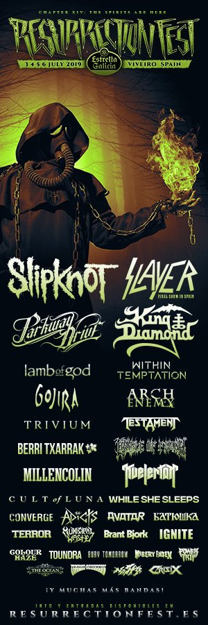 Resurrection Fest - Lateral