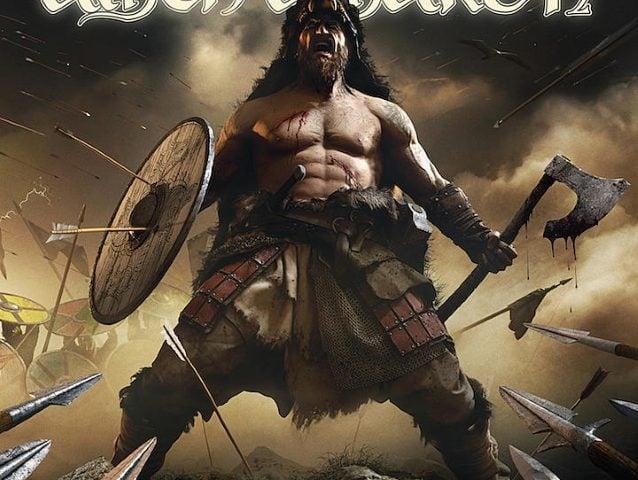 Amon Amarth Berserker portada