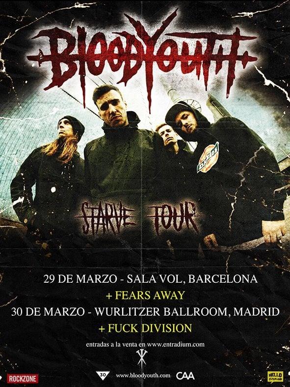 Blood Youth España 2019