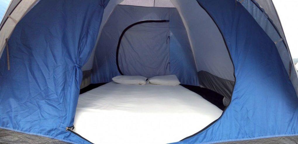 Easy Deluxe Individual camping Azkena Rock Festival