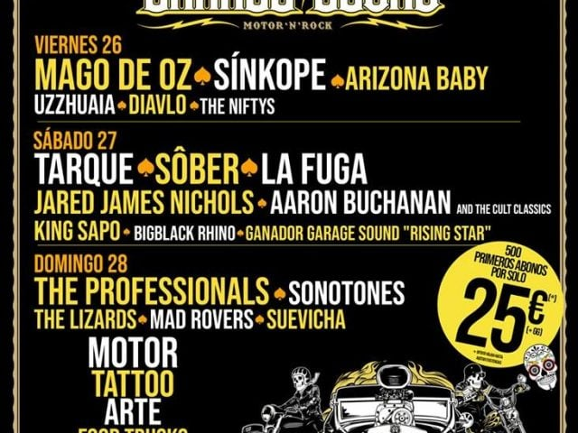 Cartel Garage Sound 2019 Mulafest