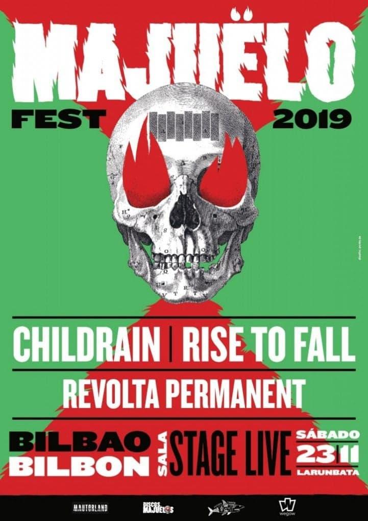 Cartel Majüelo Fest 2019 Bilbao