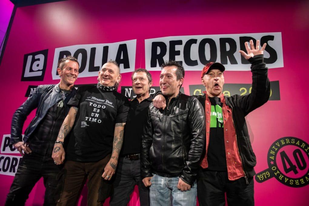 Presentación La Polla Records Madrid