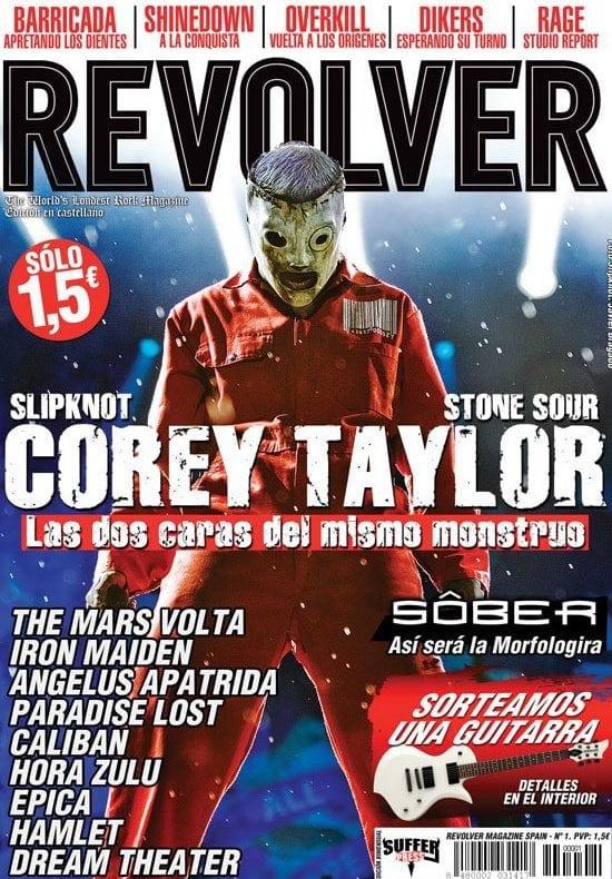 Portada Revolver Magazine España