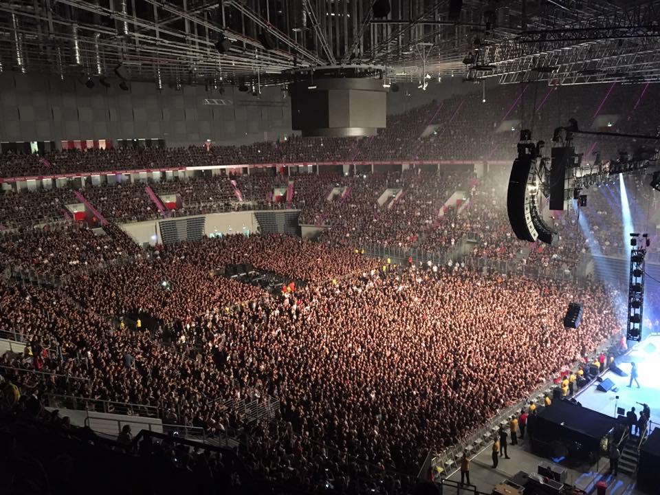 Tauron Arena Cracovia Mystic Festival