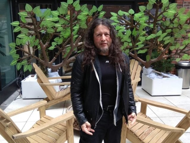 Tour Life Michael Wilton Queensrÿche