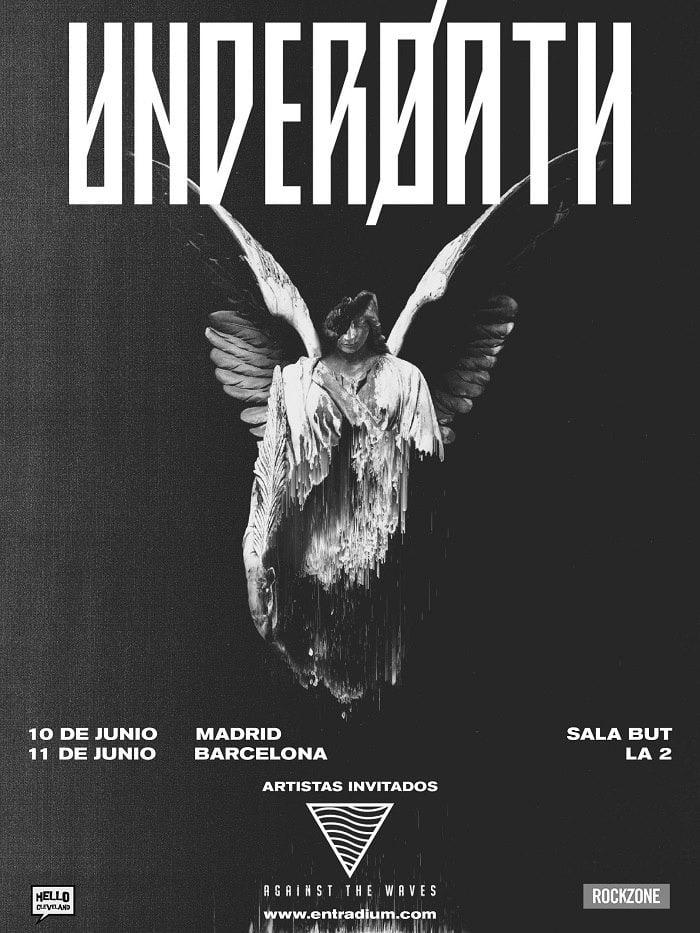 Underoath España 2019