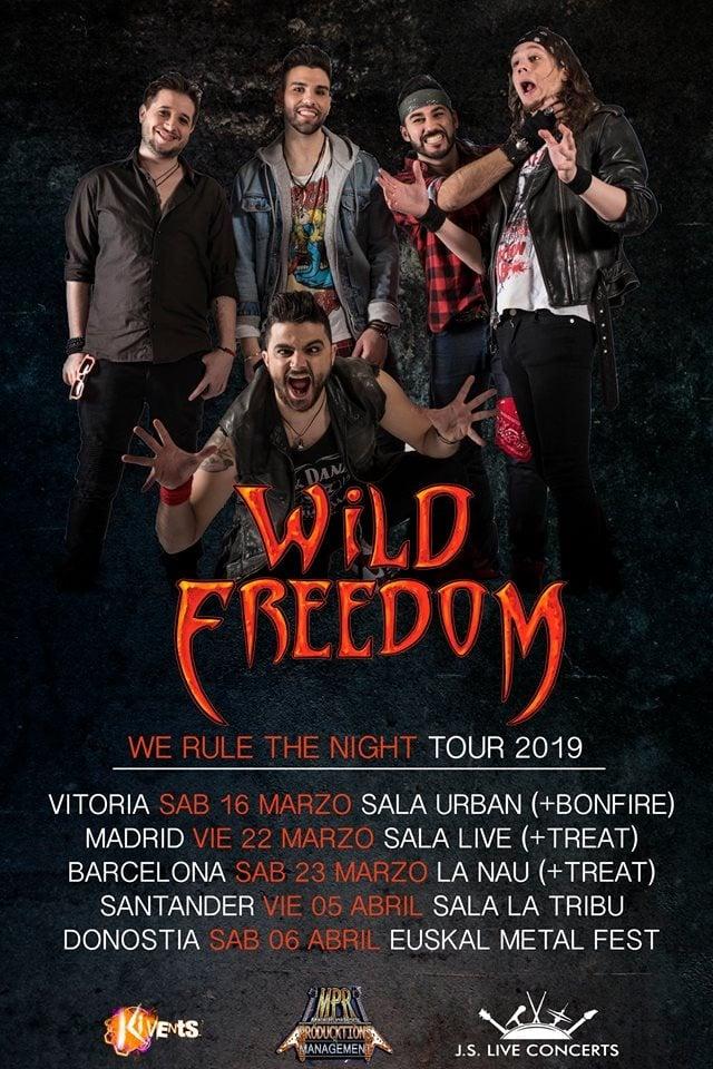 Wild Freedom España 2019