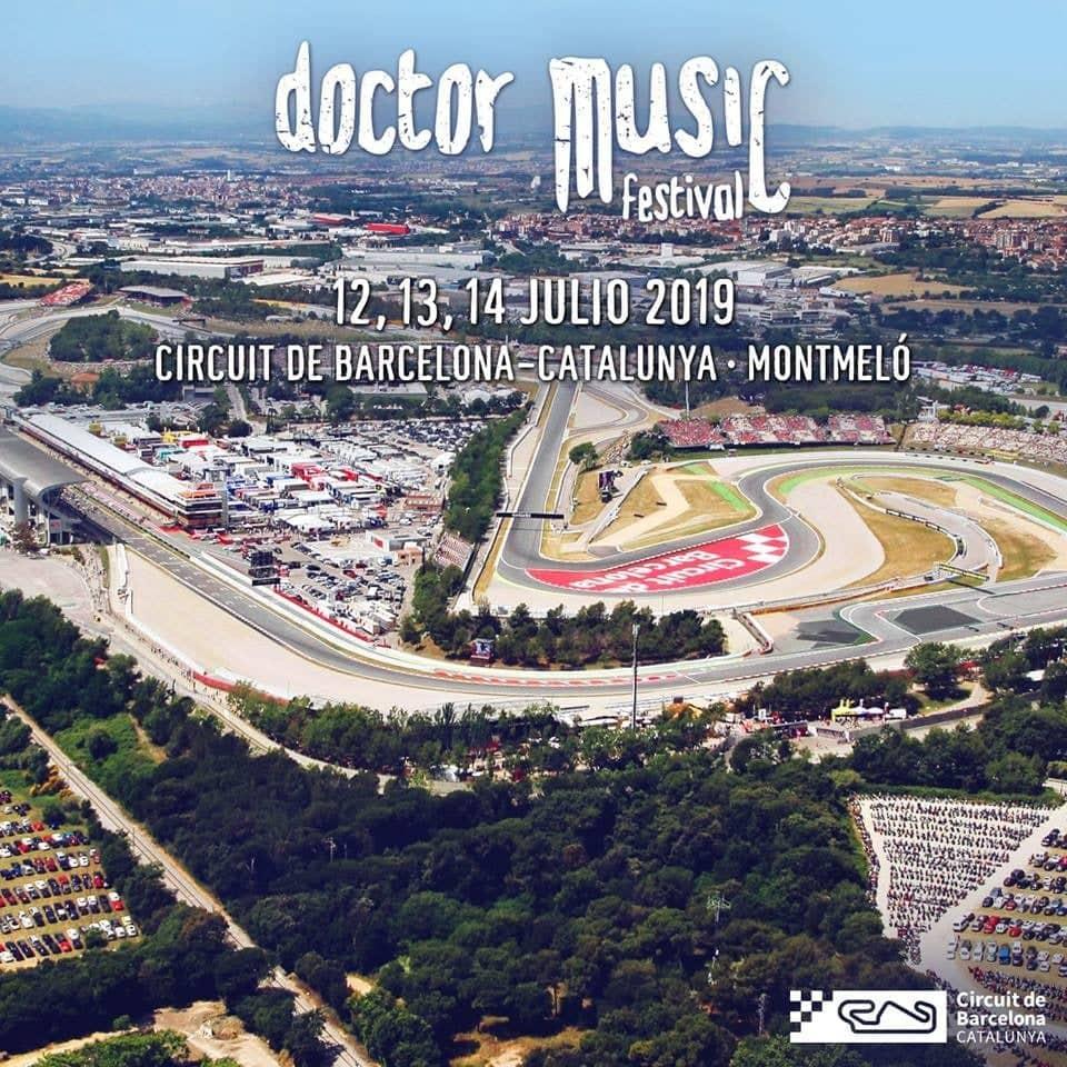 Doctor Music Festival 2019 Montmeló