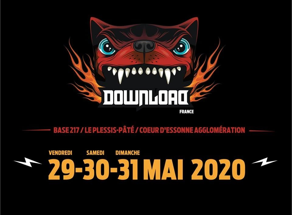 Fechas Download Festival Francia 2020