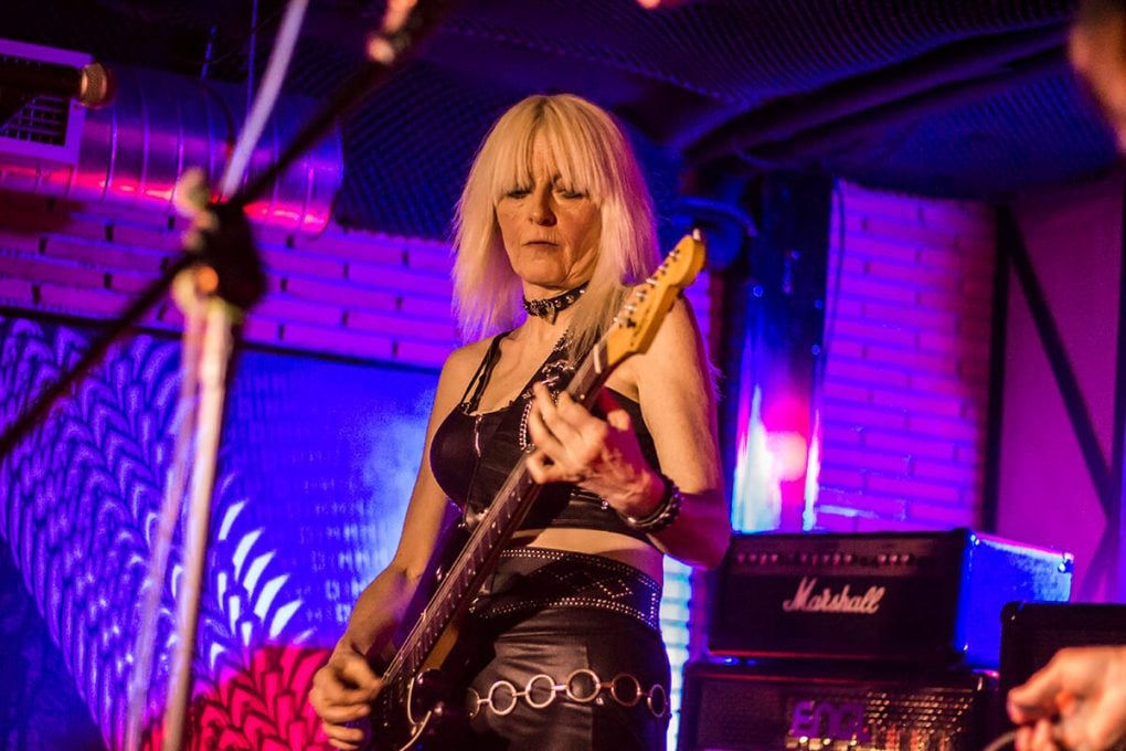Girlschool Madrid