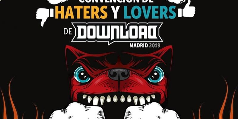 haters Download Festival Madrid 2019