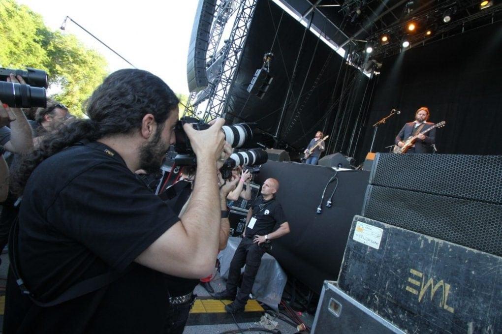 Javier Bragado Azkena Rock Festival 2012
