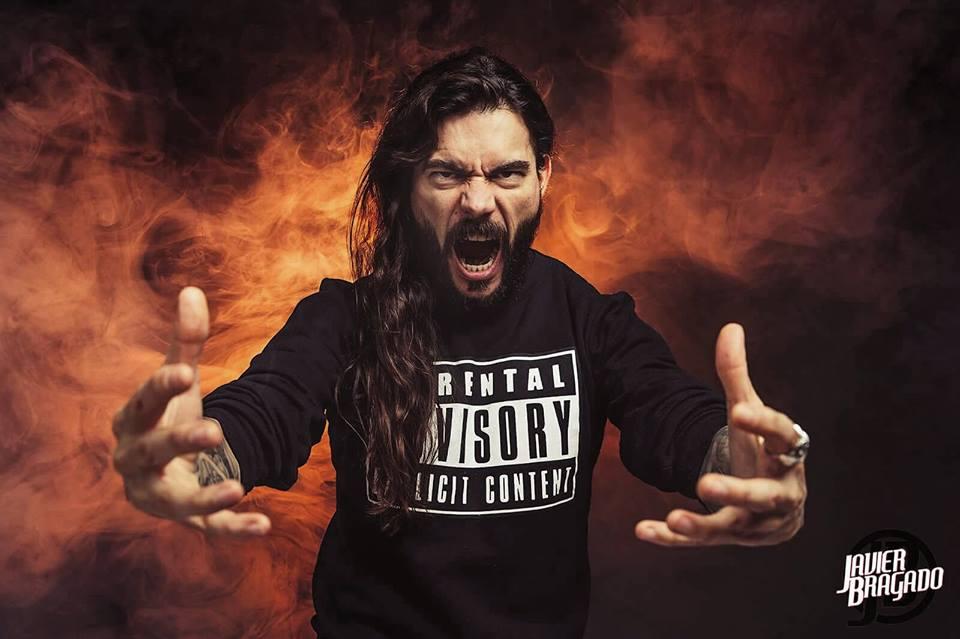 Leo Jiménez Metal Hammer