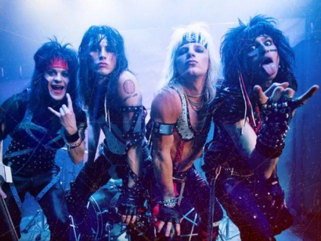 Mötley Crüe The Dirt