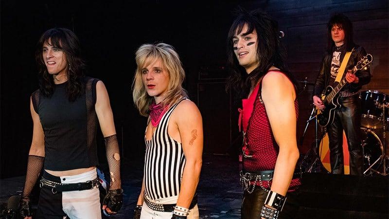 Mötley Crüe The Dirt Película