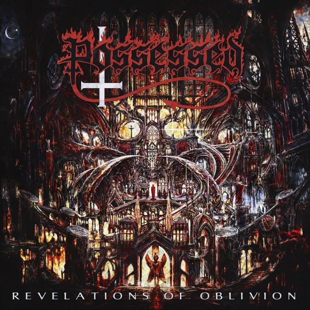 Possessed Revelations Of Oblivion Portada