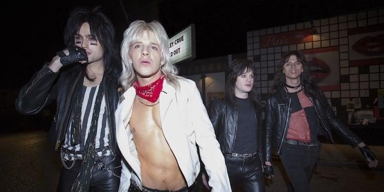 The Dirt Mötley Crüe