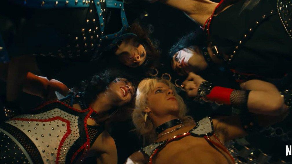 The Dirt película Mötley Crüe