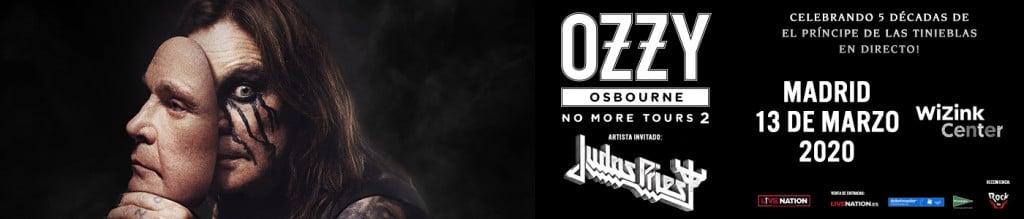 Live Nation - Ozzy Osbourne Madrid