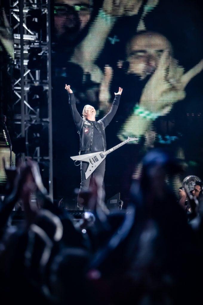 Metallica Barcelona 2019