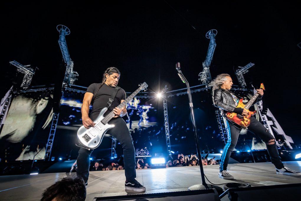 Metallica Barcelona Estado Olímpic