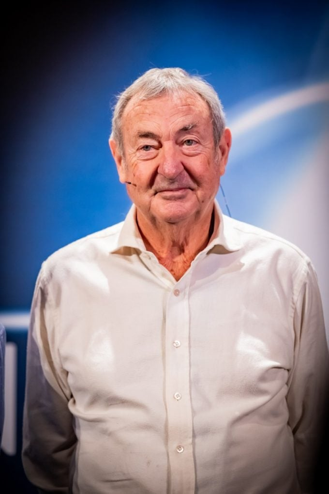 Nick Mason The Pink Floyd Exhibition Their Mortal Remains