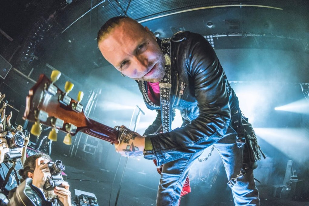 Crónica Backyard Babies Madrid 2019
