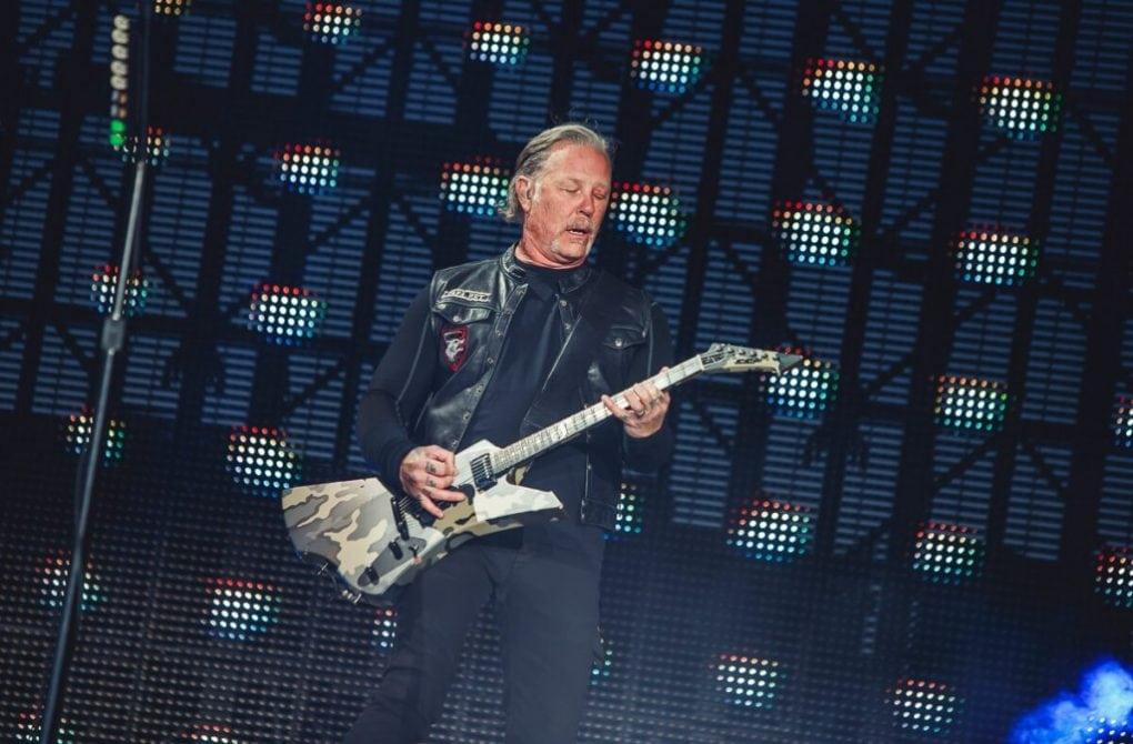 Crónica Metallica Madrid 2019