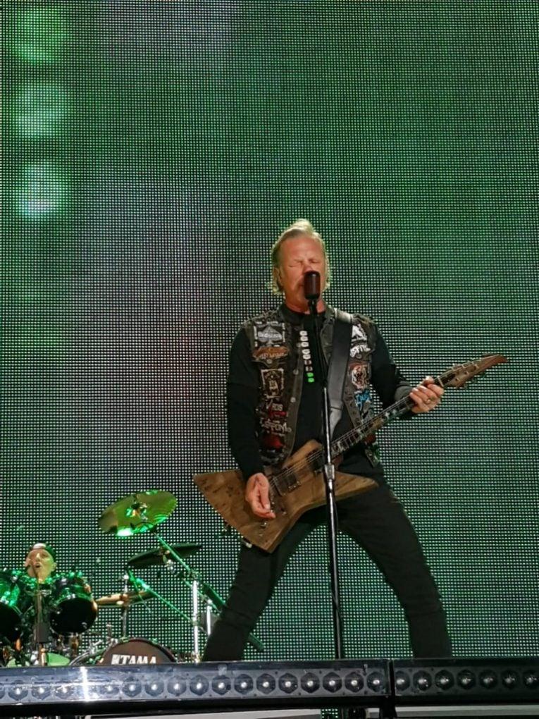 Crónica Metallica Madrid 2019 Valdebebas