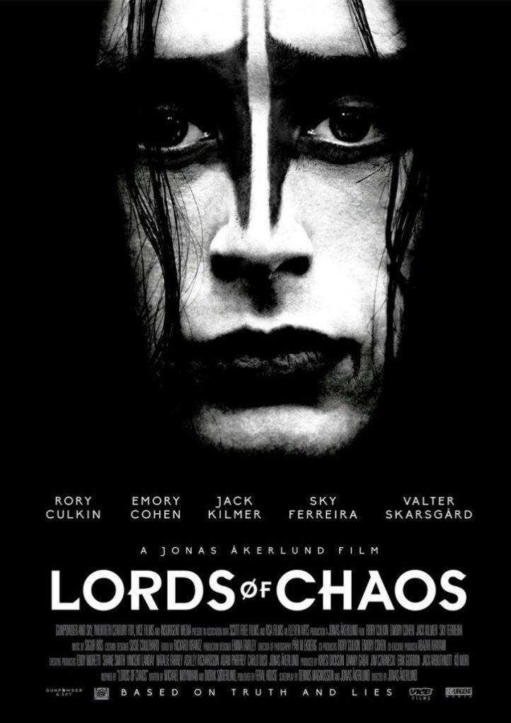 cartel Lords Of Chaos película