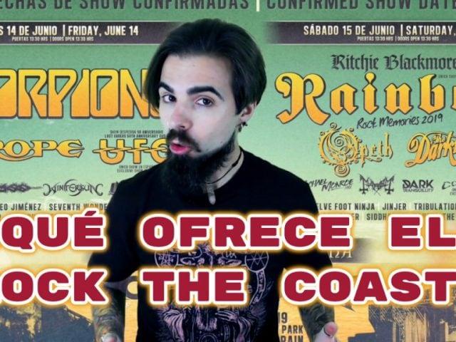 Metal Den Rock The Coast 2019