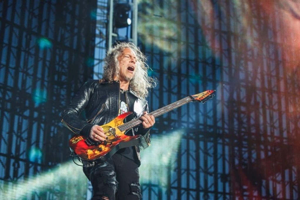 Metallica Madrid 2019