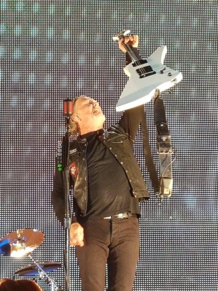 Metallica Madrid 2019 Mad Cool