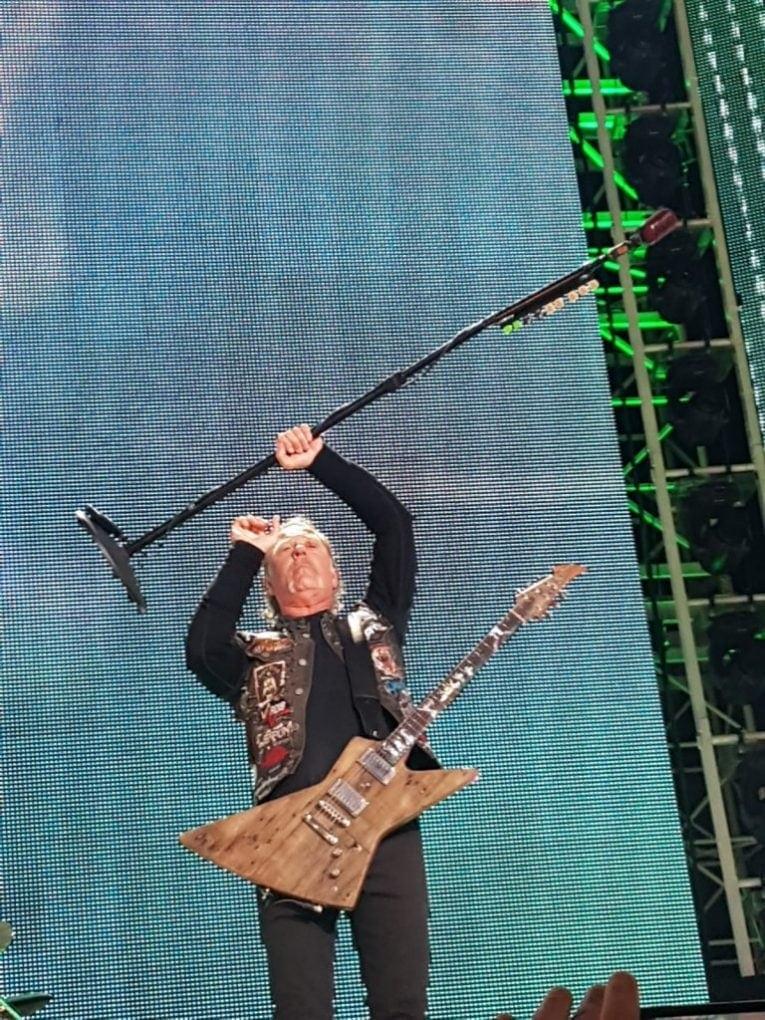 Metallica Madrid 2019 Valdebebas