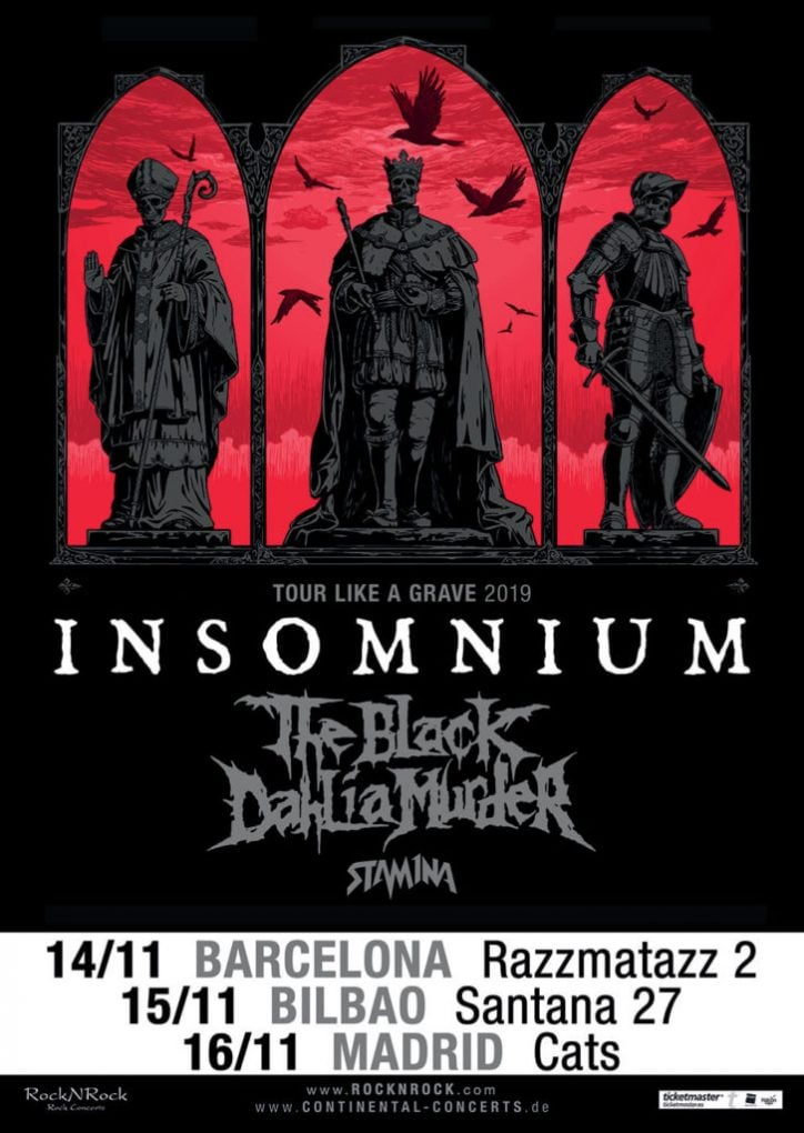 Insomnium España 2019