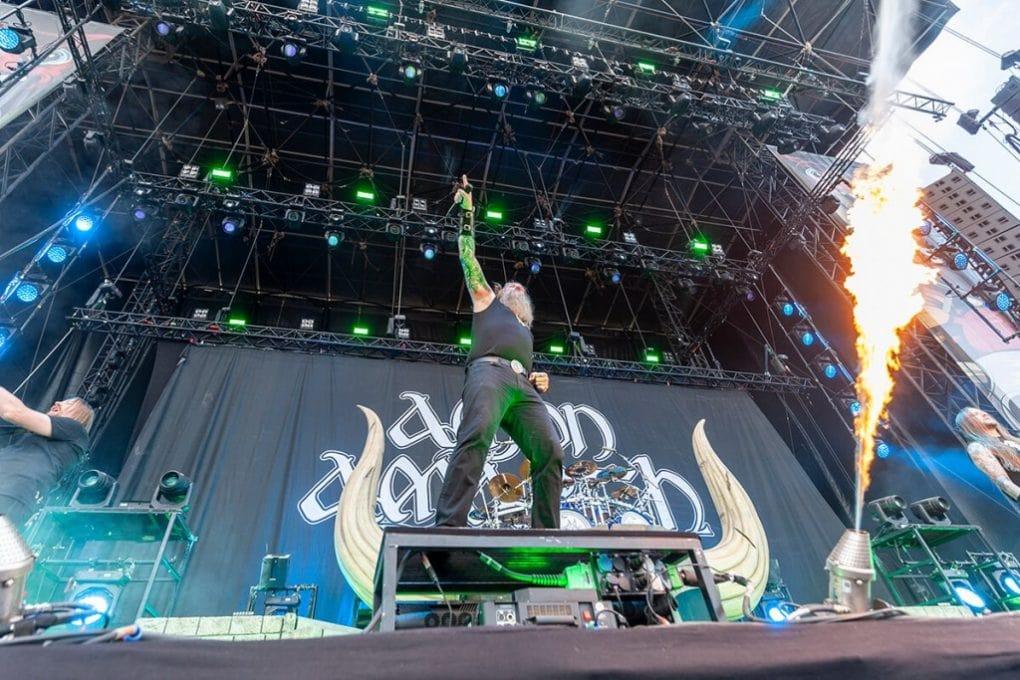 Amon Amarth Download Madrid 2019